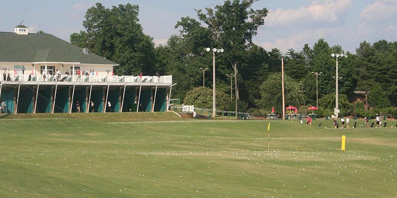 Leatherman Golf Learning Center Charlotte Nc